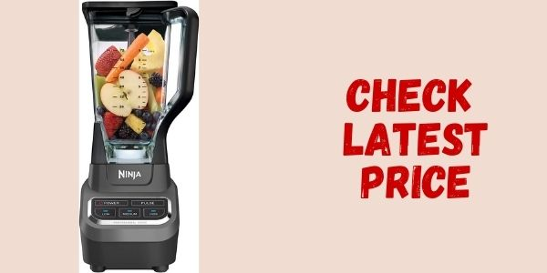 Ninja Professional 72 Oz Countertop Blender with 1000-Watt Base (BL610)