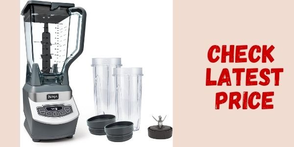 Ninja Professional Countertop Blender with 1100-Watt Base (bl660)