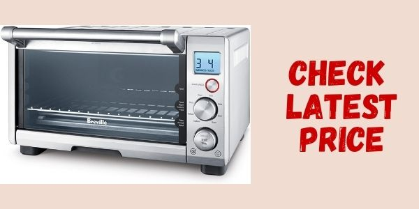 Breville BOV650XL the Compact Smart Oven