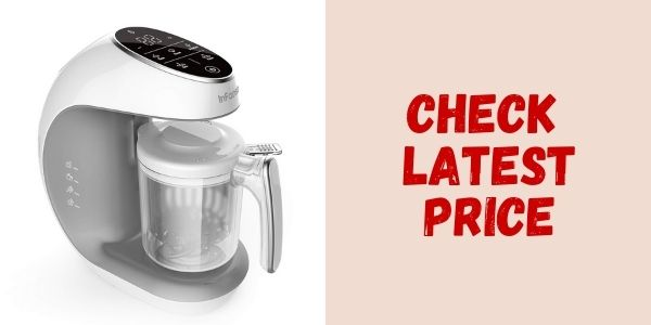 Infanso Baby Food Maker Food Processor BF300
